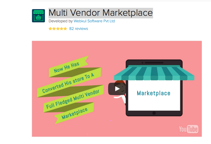 A Review of the Webkul Multi Vendor Marketplace