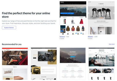 Free vs Paid Themes for Shopify Stores- Is there a difference?