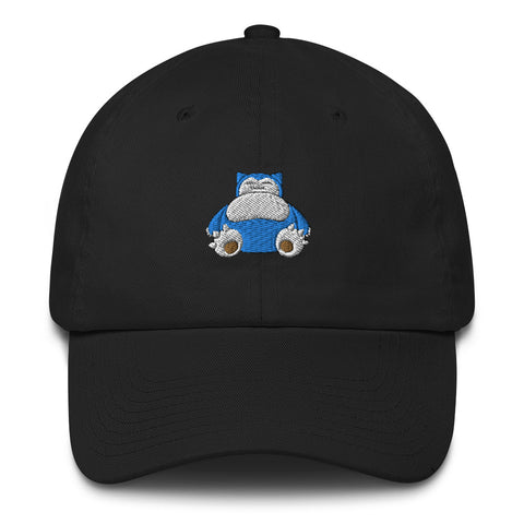 Snorlax Dad Hat