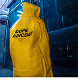 Dope Raincoat Jacket