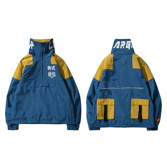 Good Times Anorak Windbreaker Jacket