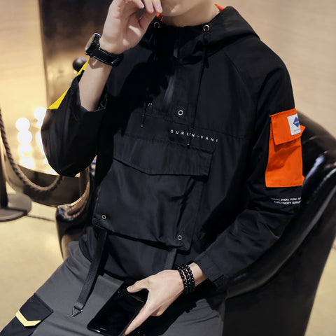 Vesparian Anorak Windbreaker Jacket