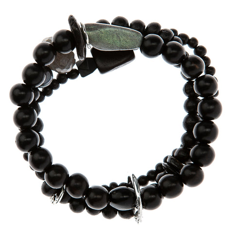 BBCR1-W | MINI CROSS BRACELET | STUDIO SUZAN