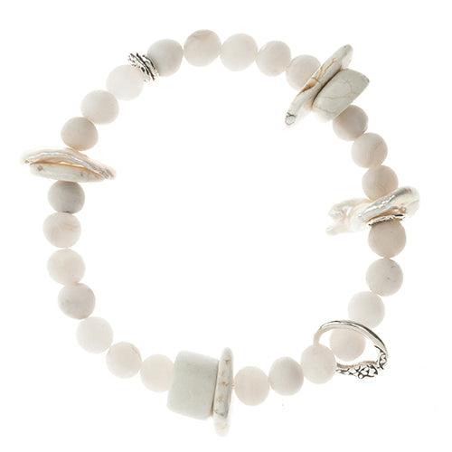 BBT27SS-SW | BEACH BEAUTY TREASURE BRACELET
