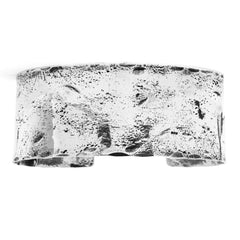 BC92B-B | DISTRESSED STERLING CUFF