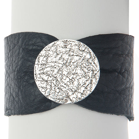 BL76 | LEATHER SUZAN CUFF