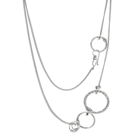 NCH264B | LOOPS GALORE NECKLACE
