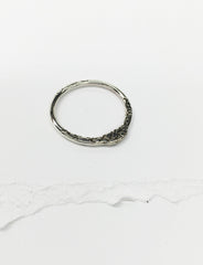 R21 | Silver Stacking Ring