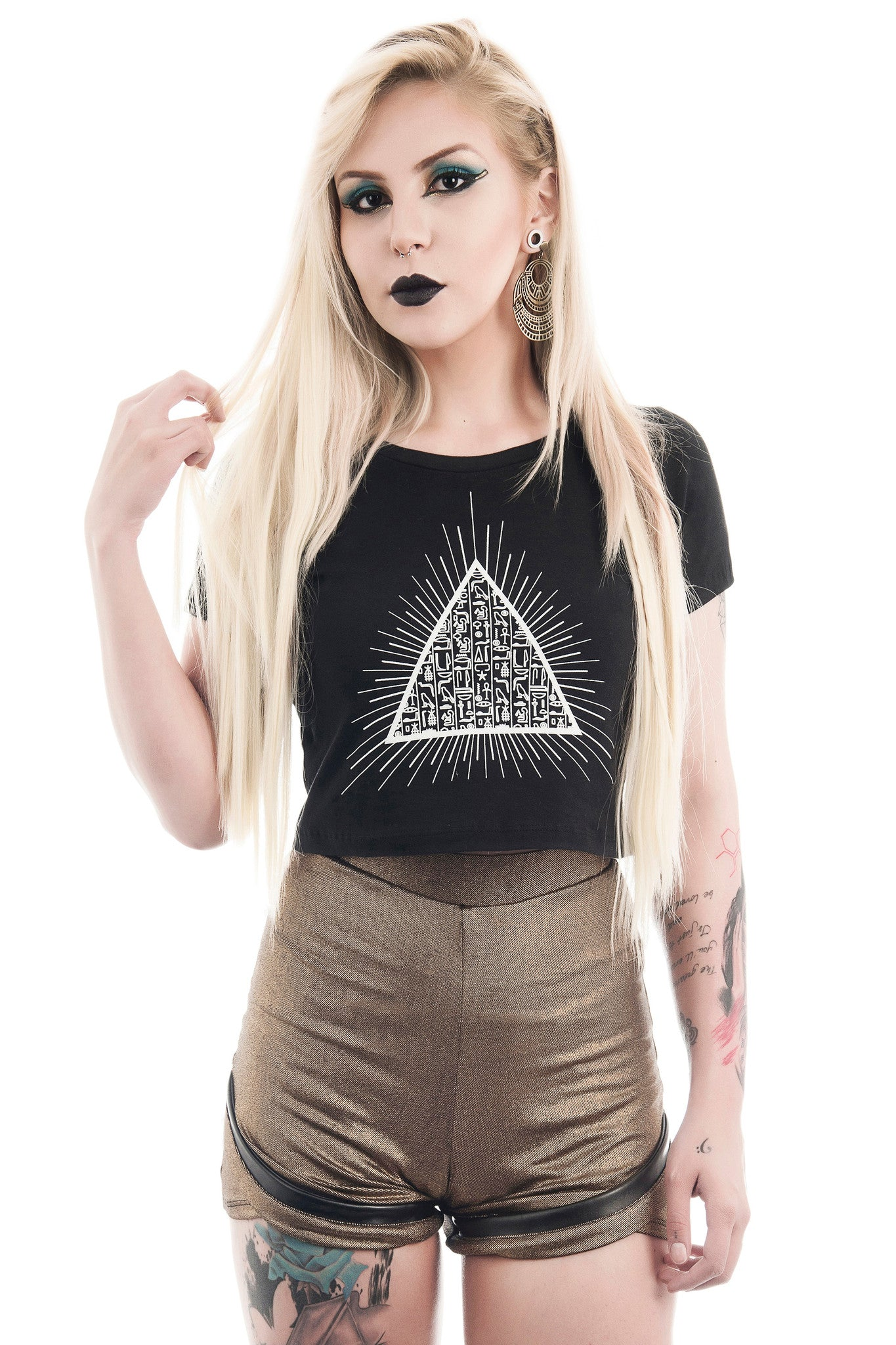 Cropped Top Thoth