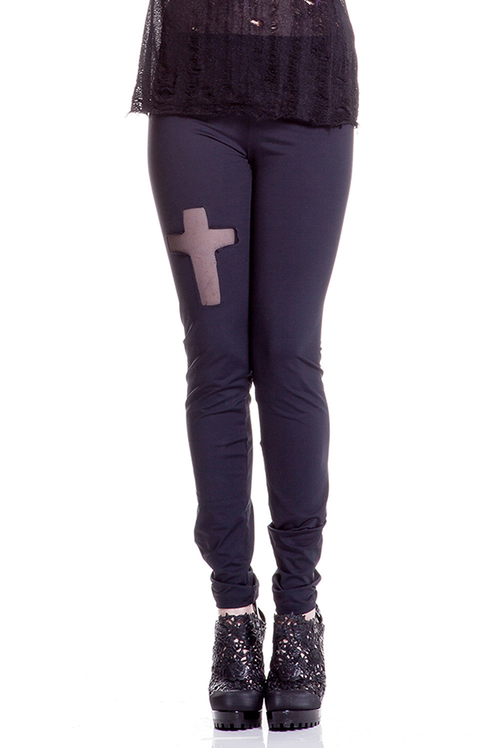 Legging Dreadful - hauteXtreme moda alternativa