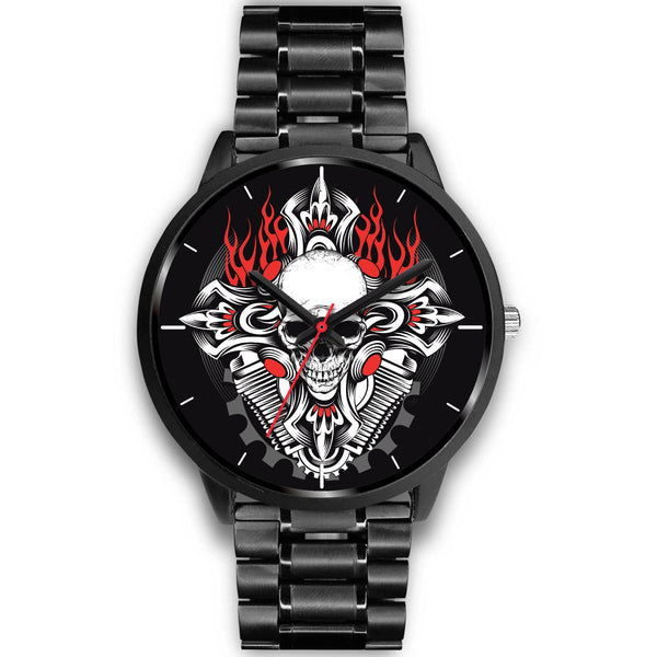 Skull & Cross Watch
