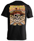 2020 Daytona Beach Bike Week Pirate Skull - 79th Anniversary