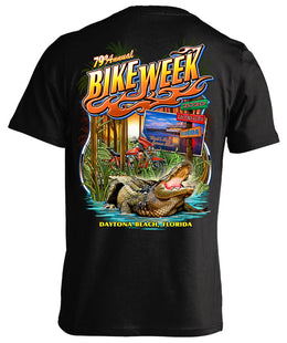 2020 Daytona Beach Bike Week Florida Gator - 79th Anniversary