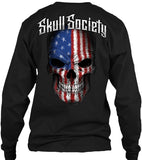 Skull Society Stars & Stripes