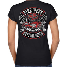 2019 Bike Week Daytona Beach Women's T-shirt