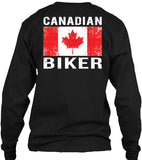 T-shirt - Canadian Biker