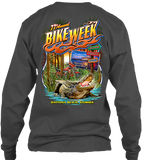 2018 Daytona Beach Bike Week Old Florida Gator - 77th Anniversary