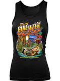 2018 Daytona Beach Bike Week Old Florida Gator - 77th Anniversary (Ladies)