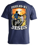 T-shirt - Fueled By Jesus