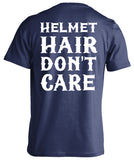 Helmet Hair, Don't Care