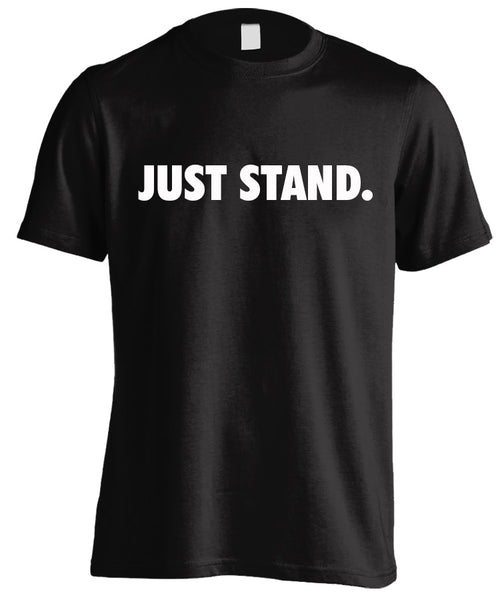 Just Stand Patriotic T-shirt