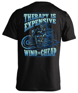 Therapy Is Expensive, Wind Is Cheap