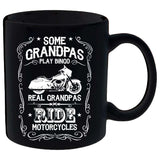 Coffee Mug - Real Grandpas Ride Motorcycles Mug