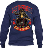 Brotherhood of the Open Road (Back Print)