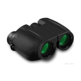 Waterproof Binoculars 10x25 HD All-Optical Green Film