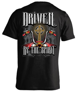 Driven By The Spirit