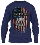 Freedom Is Not Free (Front Print)