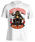 Brotherhood of the Open Road (Front Print)