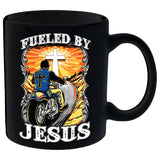 Fueled By Jesus Mug