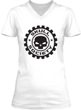 Skull Society Official Gear T-shirt (Ladies)