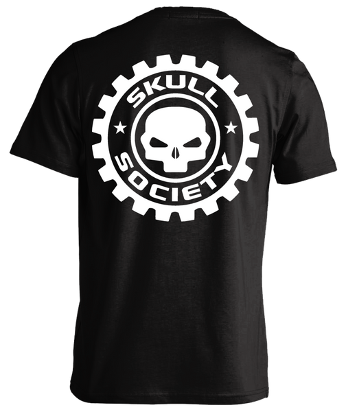 Skull Society Official Gear T-shirt