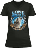 Lone Wolf, Ride Free (Ladies)