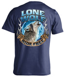 Lone Wolf, Ride Free