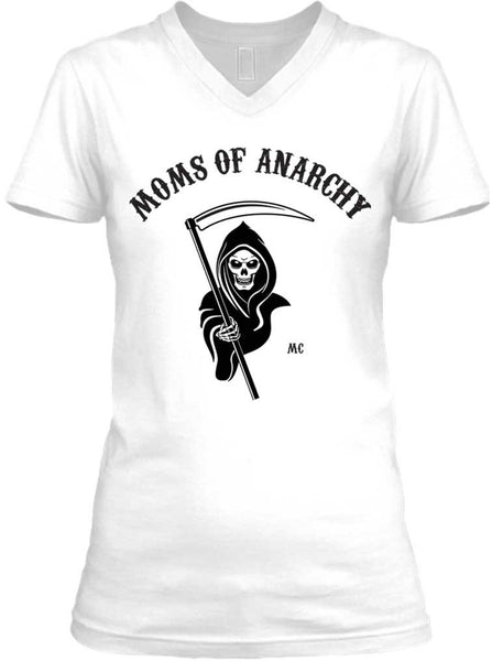 T-shirt - Moms Of Anarchy
