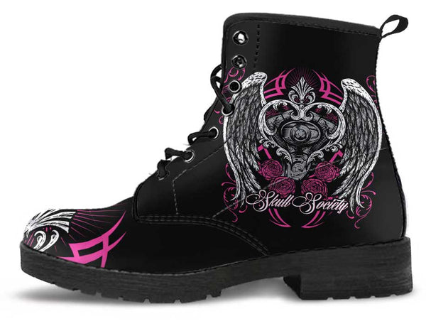 Women's Motor Angel Boots