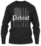 Patriot Flag T-shirt (Front Print)