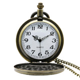 Army Bronze Pocket Watch