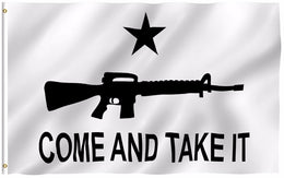 Come and Take It 3 x 5 ft Flag