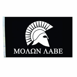 """MOLON LABE"" Come and Take It 3x5 ft Flag"