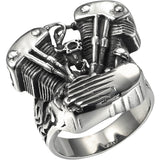 V-Twin Engine Ring
