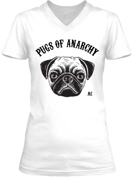 T-shirt - Pugs Of Anarchy