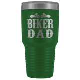 Biker Dad Insulated Tumbler Cup