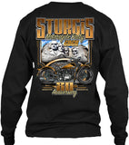 2020 Sturgis Motorcycle Rally Mount Rushmore - 80th Anniversary