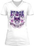 2020 Sturgis Rally Sugar Skull Women's - 80th Anniversary Women's T-shirt