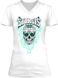 Sturgis Sugar Skull (Ladies)