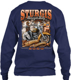 2020 Sturgis Motorcycle Rally Wild West - 80th Anniversary